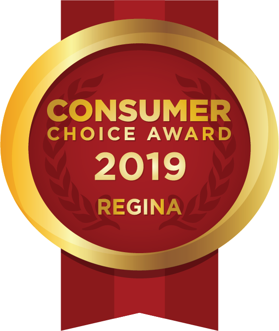 Regina Consumer Choice Award
