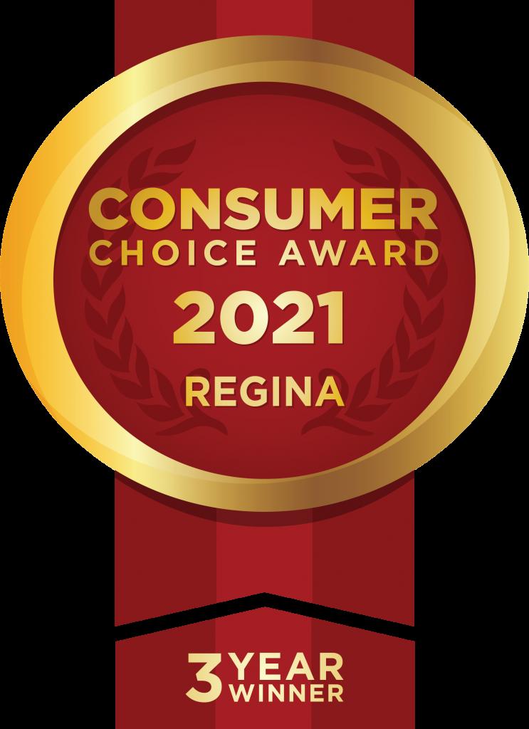 Regina Consumer Choice Award